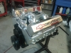 383 Chevy stroker- gibson performance engines inc. www.gibsonperformanceengines.com